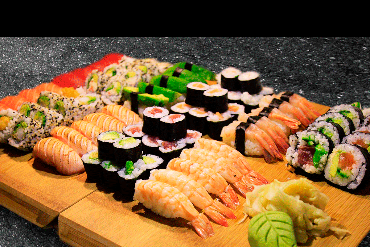 sushi i svendborg